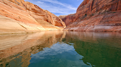 Lake Powell at Glen Canyon National Recreation Area