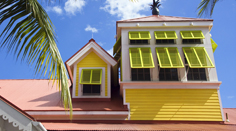 Caribbean Architecture in Nassau