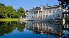 Palace Water Refection