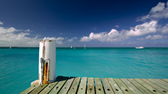 Grace Bay Dock