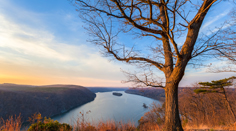 Susquehanna River from Pinnacle Overlook