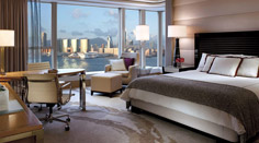 Four Seasons Hotel Hong Kong Deluxe Harbor-View Room