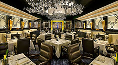 Atlantis Steakhouse Dining Room, Reno, Nevada
