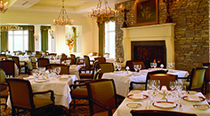 dining room at inn on biltmore estate - asheville & highlands