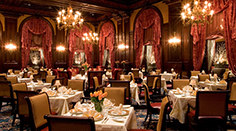 Green Room Restaurant at Hotel du Pont, Wilmington Delaware