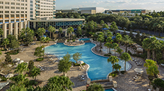 Hyatt Regency Orlando Pool