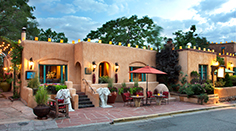 The Inn of the Five Graces in Santa Fe, New Mexico