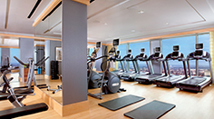 The Spa & Wellness Center Fitness Center at The Ritz-Carlton, Charlotte