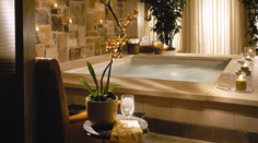 The Mokara Spa Treatment Room, San Antonio, Texas