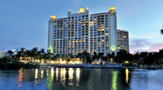 The Ritz-Carlton, Sarasota at Dusk