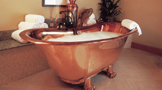 The Bachelor Gulch Spa at the Ritz-Carlton Bathtub