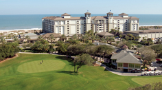 The Ritz-Carlton, Amelia Island Aerial View