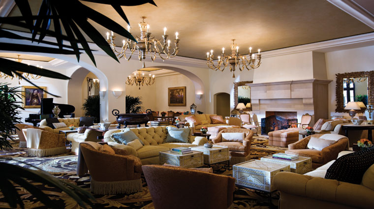 Montage Beverly Hills lobby Lounge