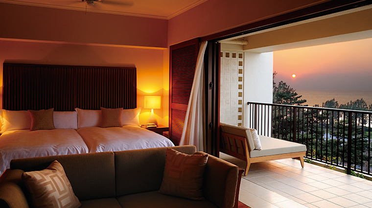 Deluxe Room at Sunset
