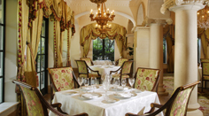 Georgian Room Restaurant at The Cloister, Sea Island