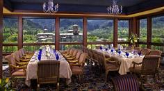 Penrose Room Restaurant Semi-Private Dining